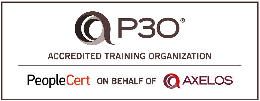 P3O Accredited Logo